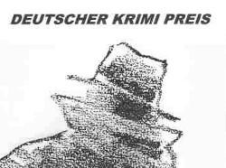 Logo Deutscher Krimi Preis