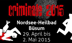Logo Criminale 2015 in Büsum
