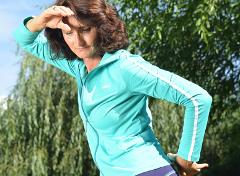 Balanceübungen dienen dem inneren und äußeren Gleichgewicht und der Koordination