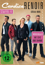 Candice Renoir Staffel 4 (DVD)